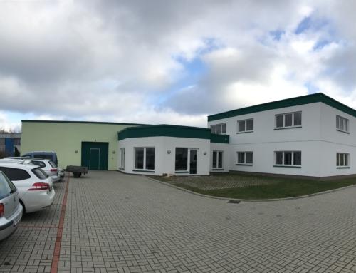 Produktionsgebäude Fa. MRB Automation – Ilmenau