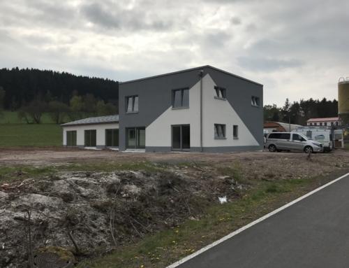 Geschäftshaus Oberweg-Schmidt-Wagner GbR – Langewiesen