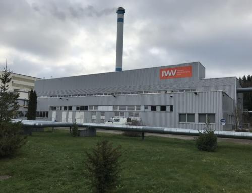 Ilmenauer Wäremversorgung GmbH – Sanierung Kesselhaus