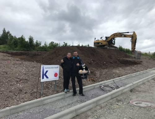 Aktuell im Bau – Einfamilienhaus Arthur-Keyn-Ring – Oehrenstock
