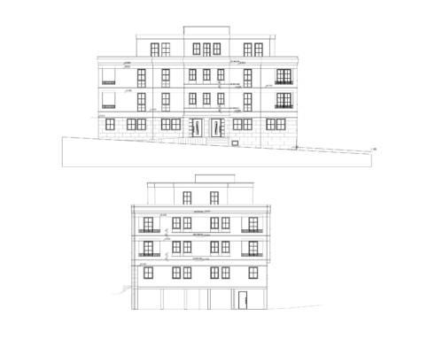 Aktuell im Bau – MFH + Gewerbe in Ilmenau