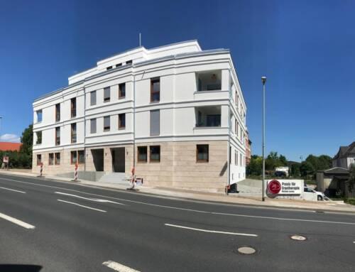 MFH + Gewerbe in Ilmenau
