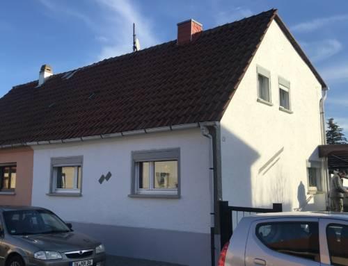 EFH Sanierung in Arnstadt