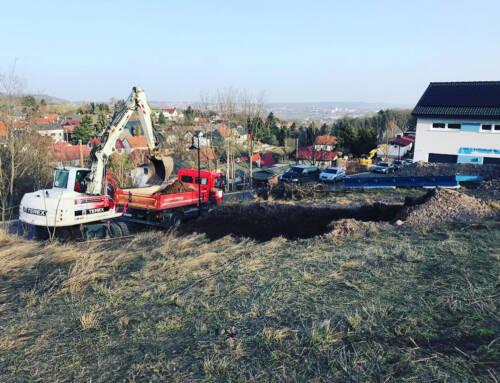 Aktuell im Bau – Einfamilienhaus Arthur-Keyn-Ring 15 – Ilmenau OT Oehrenstock