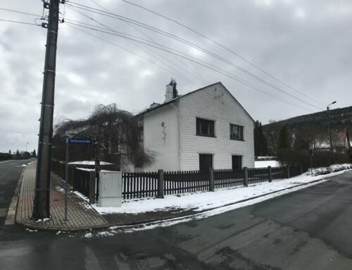 Aktuell in Planung – Sanierung Mehrfamilienhaus Wielandstraße 2 – Ilmenau