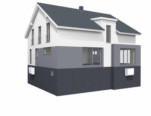 Aktuell im Bau – Einfamilienhaus Plauesche Str. 18 a – Arnstadt